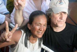 "Milagro Sala: ""No soy L�pez, no rob� nada"""
