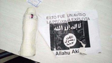Escalofriante amenaza de bomba en el club Macabi