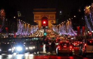 Paris comenz� a prohibir la circulaci�n de veh�culos anteriores a 1997