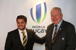 Agust�n Pichot asumi� como vicepresidente de World Rugby