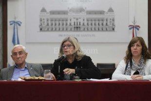 Balagu� abri� el debate por la ley provincial de educaci�n