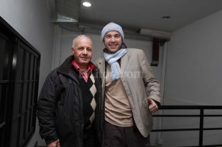 Ergün Demir en Santa Fe - Ergün Demir visitó El Litoral acompañado por uno de los referentes del Centro Islámico de la República Argentina