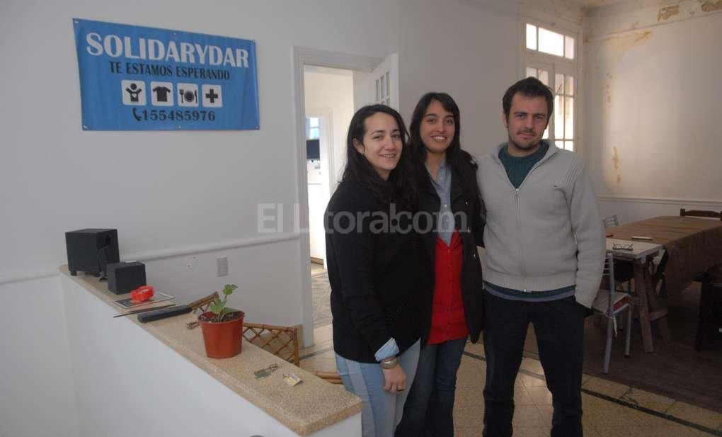 Habr� voluntarios en la casa para atender a las personas de la calle que decidan rehabilitarse all�. Flavio Raina
