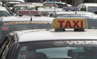 Coordinan pol�ticas preventivas de seguridad para los taxistas