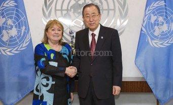 ONU: Malcorra est� lejos en las consideraciones para llegar a la presidencia