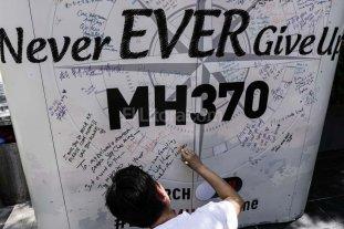 Suspenderán la búsqueda del vuelo MH370 de Malaysia Airlines -