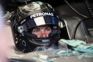 """Rosberg consigui� la """"pole"""" en el Gran premio de Hungr�a"""