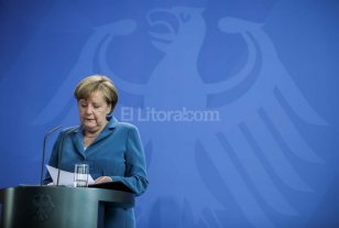 "Merkel: ""Vamos a descubrir qu� hay detr�s del ataque"""