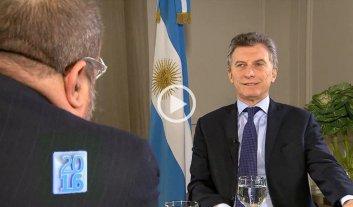 """Macri: """"comenz� a bajar la inflaci�n"""""""