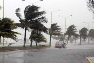 """Alerta en Uruguay por cicl�n """"frontal"""""""