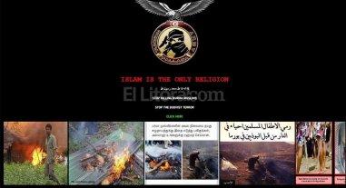 La p�gina web de la Municipalidad de Resistencia fue hackeada con mensajes del Estado Isl�mico