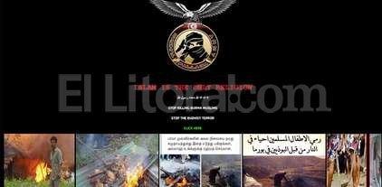 La página web de la Municipalidad de Resistencia fue hackeada con mensajes del Estado Islámico -