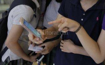 Se roban 5.000 celulares por d�a en el pa�s
