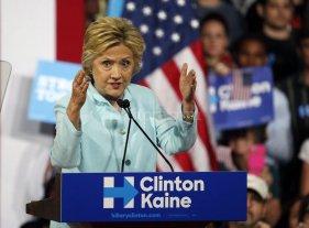 Hillary Clinton fue nominada candidata presidencial