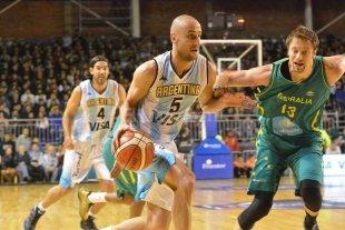 B�squet: Argentina cay� ante Australia