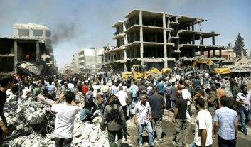 Atentado de ISIS en Siria: 44 muertos