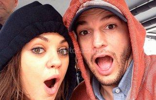 Mila Kunis revela el tama�o del miembro de Ashton Kutcher
