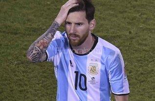 Messi no fue elegido para la tapa del FIFA 2017