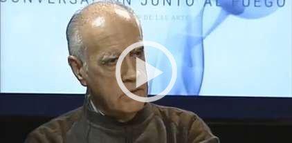"""""""Conversación junto al fuego"""" con Héctor Martín Rotger -"""