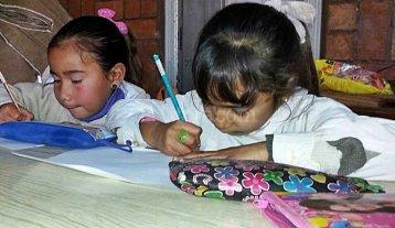 Felicia: organizan talleres con escuelas rurales