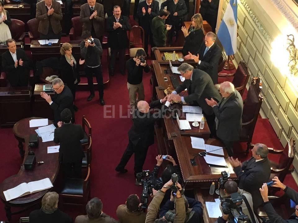 Gentileza Prensa de la C�mara de Senadores