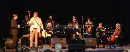 Reconocimiento p�blico a la Orquesta Municipal de Tango de Rafaela