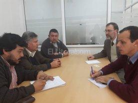 S�nchez se reuni� con el Fiscal Regional