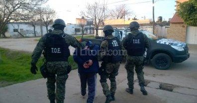 Peligroso sujeto fue apresado por agentes de las TOE