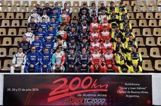 El S�per TC2000 corre los 200 km de Buenos Aires