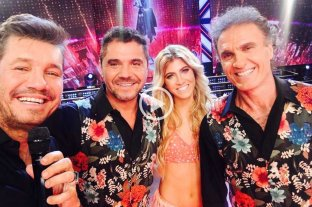 "Video: mir� c�mo bail� ""Bichi"" Fuertes en Showmatch"