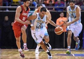 B�squet: Argentina sum� otra victoria en su preparaci�n