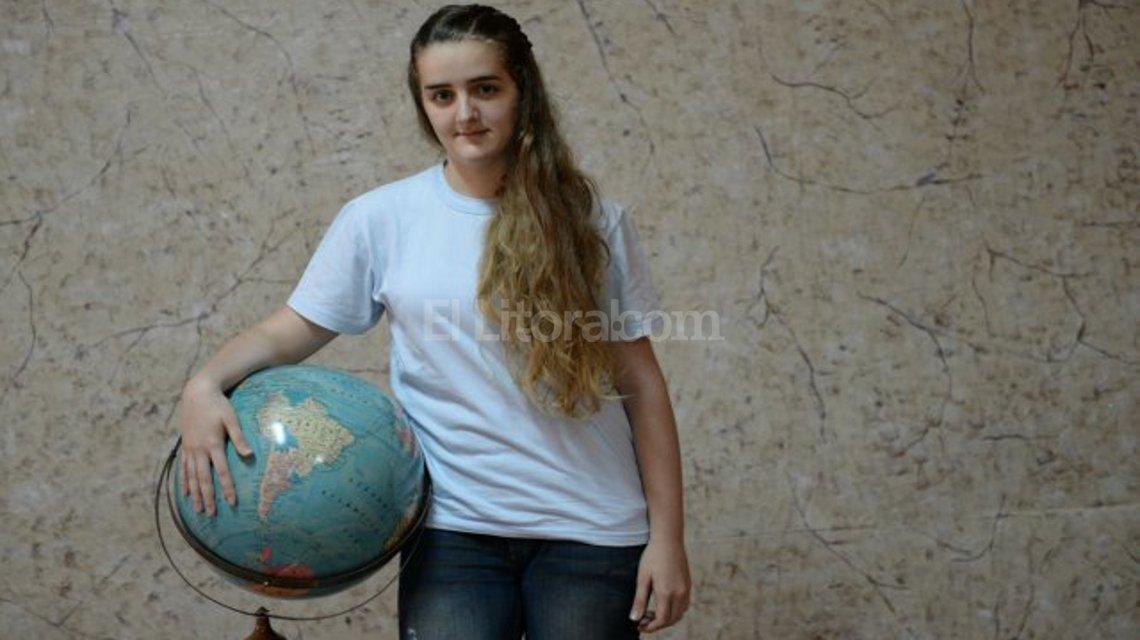 Una alumna de Bigand se va a China