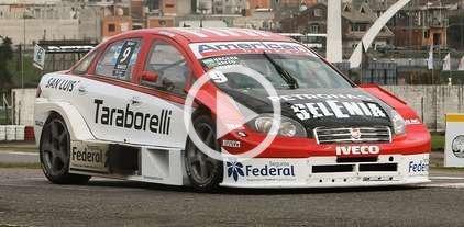 Urcera se quedó con la pole para los 200 km de Buenos Aires de STC2000 -