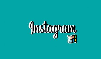 Así se ve Instagram en Windows 95