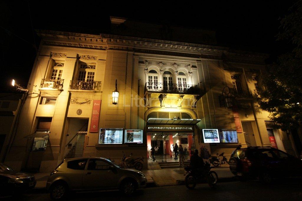 El Centro Cultural Provincial es uno de los espacios más tradicionales de las ciudad destinado a cobijar distintas manifestaciones artísticas. Mauricio Garin