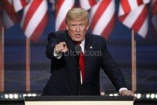 Trump busca dejar atr�s el mote de racista