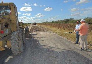 Pavimentar�n el tramo de la Ruta N�3 entre Intiyaco y Golondrina