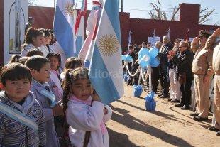 Celebraron 25 a�os de presencia educativa en un barrio postergado