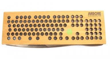 Crean un teclado adaptado para chicos con problemas motrices