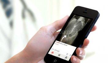 """El """"Instagram"""" de los médicos"""