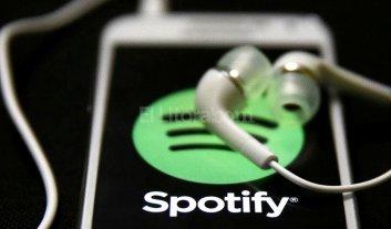 Spotify, el n�mero 1