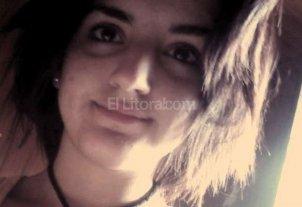 Manifestaci�n por la desaparici�n de Melisa G�mez