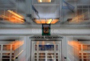 �Arranca el f�tbol argentino?