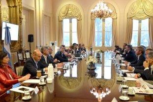 Macri encabezará la primera reunión de gabinete del año
