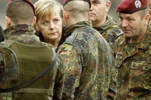 Alemania considera la reintroducci�n del Servicio Militar Obligatorio