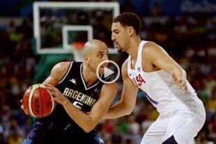 La NBA le rinde homenaje a la Generaci�n Dorada