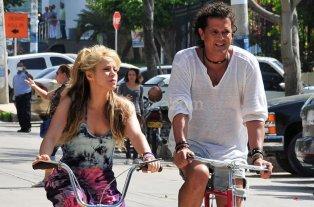 A Carlos Vives le robaron la bicicleta