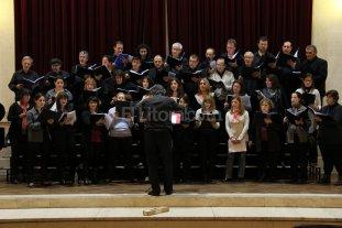 """El Coro de la UNL presenta """"Vamos con lo nuestro"""""""
