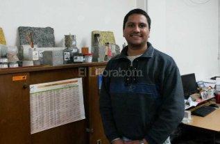 Investigador de la UTN Santa Fe gan� una beca para estudiar en Espa�a