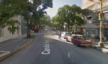 Investigan un incendio en un edificio de barrio Mariano Comas